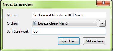 DOI_als_Schluesselwort